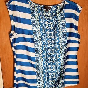 Ladies silky blouse